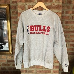 Vintage 90s Chicago Bulls sweatshirt